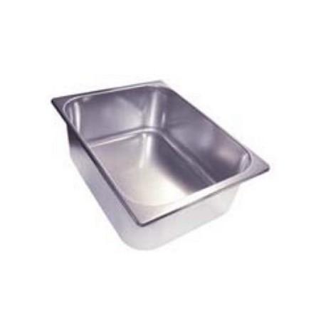 IJsbak rvs large 8 liter
