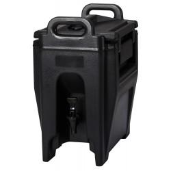 Drankcontainer 10,4 liter zwart Cambro