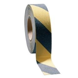 Antislip Tape, zwart-geel gestreept