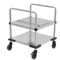 Rieber Trolley voor 1 Thermoport