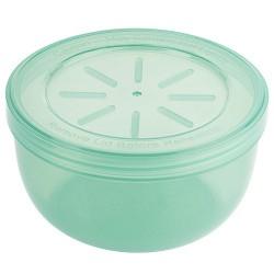 Kunststof Herbruikbaar Soepbakje PP groen 400 ml (12 st)