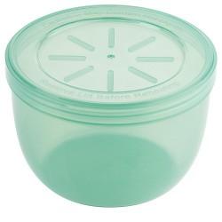 Kunststof Herbruikbaar Soepbakje PP groen 500 ml (12 st)