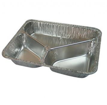 Disposable aluminium